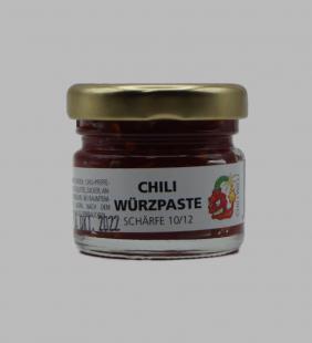 Chili Würzpaste