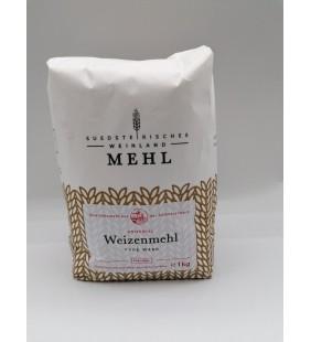 Weizenmehl W480 1Kg